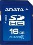 Карта памяти A-Data SDHC Class 10 16GB