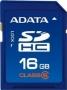 Карта памяти A-Data SDHC Class 6 16GB