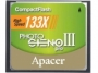 Apacer Compact Flash 16 Gb 133x Photo Steno III