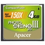 Apacer Photo Steno Pro III CF 150X 4GB