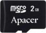 Карта памяти Apacer microSD 2Gb