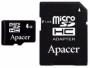 Apacer microSDHC 4Gb Class 2