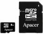 Apacer microSDHC 8Gb Class 2