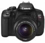 Цифровой фотоаппарат Canon EOS 650D