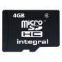 INTEGRAL microSD 4GB