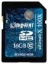 Карта памяти Kingston 16 GB SDHC Class 10 Gen.2