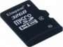 Карта памяти Kingston 32 GB microSDHC class 4