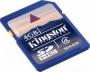 Карта памяти Kingston 4 GB SDHC Class 4