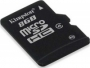 Карта памяти Kingston microSD 8 GB Class 4