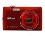 Цифровой фотоаппарат Nikon Coolpix S4100