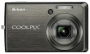 Цифровой фотоаппарат Nikon Coolpix S600