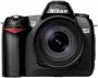Цифровой фотоаппарат Nikon D70