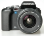 Цифровой фотоаппарат Olympus E-500