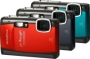 Цифровой фотоаппарат Olympus mju Touch-6010