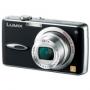Цифровой фотоаппарат PANASONIC DMC-FX01EE-K Black