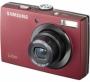 Цифровой фотоаппарат Samsung L100 Red