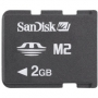 SANDISK Memory Stick Micro (M2) 2Gb