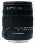 Объектив Sigma AF 18-125mm f/3.8-5.6 DC OS HSM Nikon F