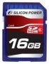 Карта памяти Silicon Power 16 GB SDHC Class 6