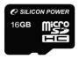 Карта памяти Silicon Power 16 GB microSDHC Class 4