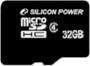 Карта памяти Silicon Power 32 GB microSDHC Class 4