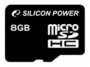 Карта памяти Silicon Power 8 GB microSDHC Class 10