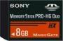 Карта памяти Sony 8Gb Memory Stick Pro Duo HG