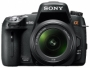 Цифровой фотоаппарат Sony Alpha DSLR-A580
