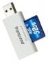 Карта памяти Transcend 32 GB SDHC Class 6 + Card Reader