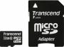 Карта памяти Transcend 32 GB microSDHC class 10 + SD Adapter