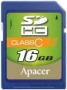 Apacer SDHC 16Gb Class 4