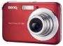 Цифровой фотоаппарат BenQ Digital Camera T800 red