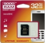 Карта памяти GOODRAM 32 GB SDHC Class 4