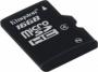 Карта памяти Kingston 16 GB microSDHC class 4