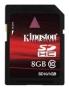 Карта памяти Kingston 8 GB SDHC Class 10