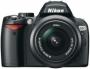 Цифровой фотоаппарат Nikon D60