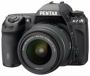 Цифровой фотоаппарат Pentax K-7