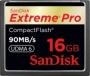 Карта памяти Sandisk Extreme Pro CompactFlash 16Gb