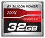 Карта памяти Silicon Power CF 32 Gb 200x