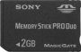 Карта памяти Sony 2Gb Memory Stick Pro Duo
