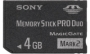 Sony Memory Stick Micro (MSMT4GN)