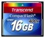 Карта памяти Transcend 16Gb Compact Flash (400X)